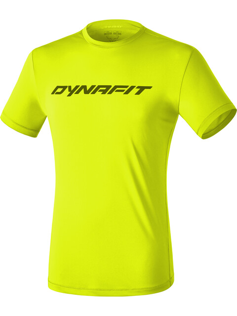 Dynafit M's Traverse SS Tee fluo yellow